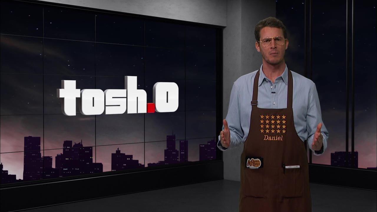 Постер Тош 0 дата выхода 12 сезона 10 серия