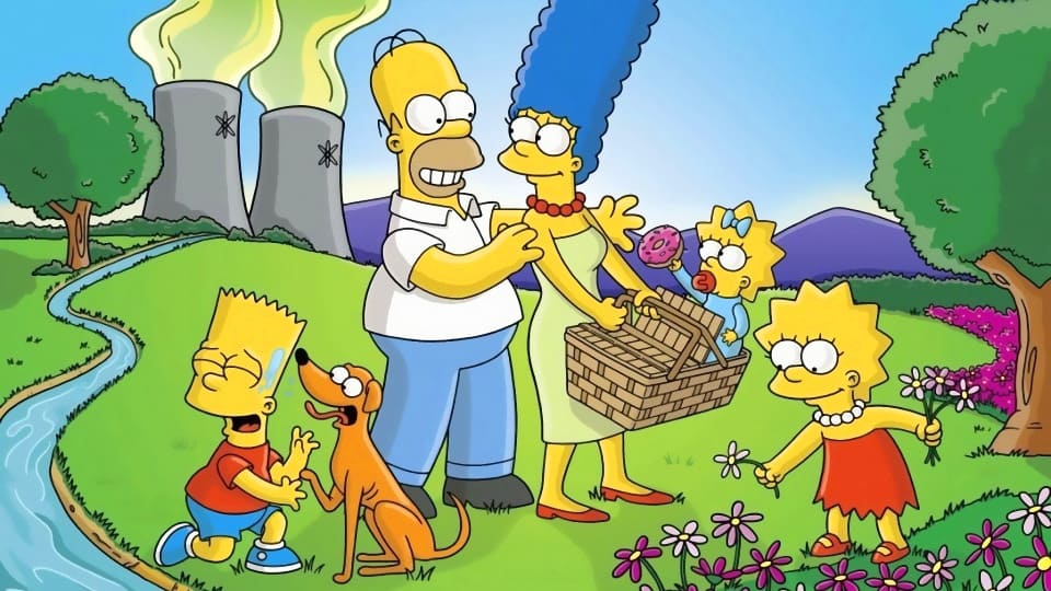 Постер Симпсоны 32 сезон 21 серия