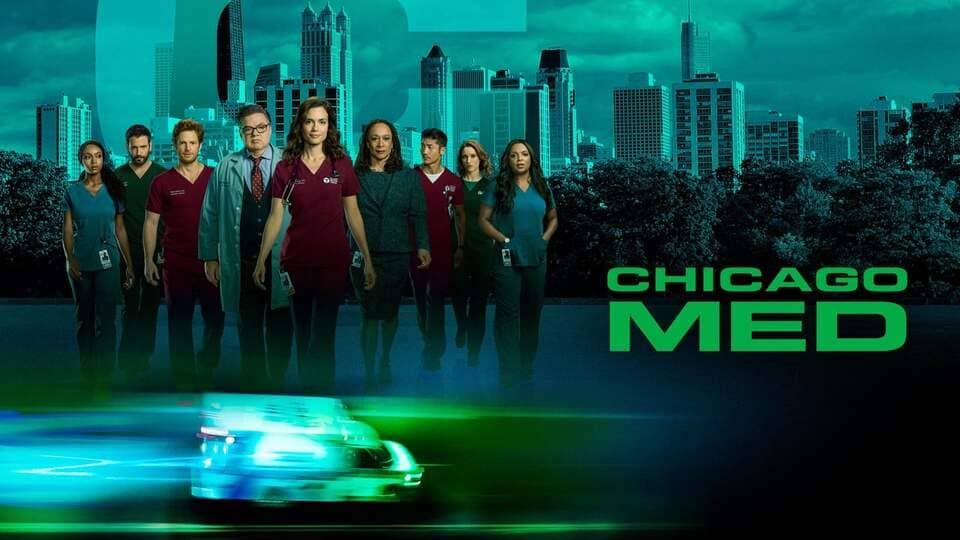Постер Медики Чикаго 6 сезон 14 серия