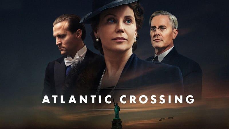 Постер Пересекая Атлантику 1 сезон 8 серия