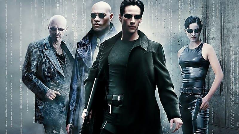 Постер Матрица 4