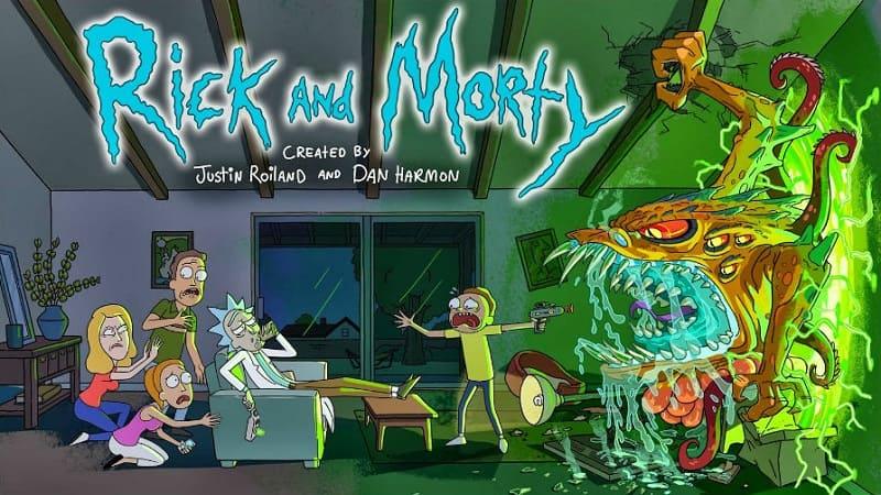 Рик и Морти 5 сезон 1 серия, постер, дата выхода, кадры, трейлер