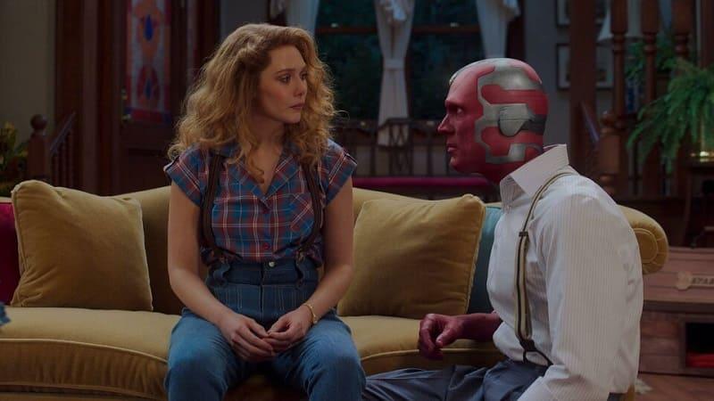 Постер В сериале «Ванда/Вижн» появился герой из другой вселенной Marvel. Как на это отреагировали в сети