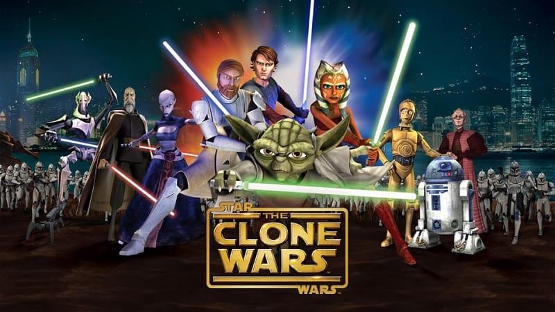 Постер Звездные войны: Войны клонов 8 сезон 1 серия