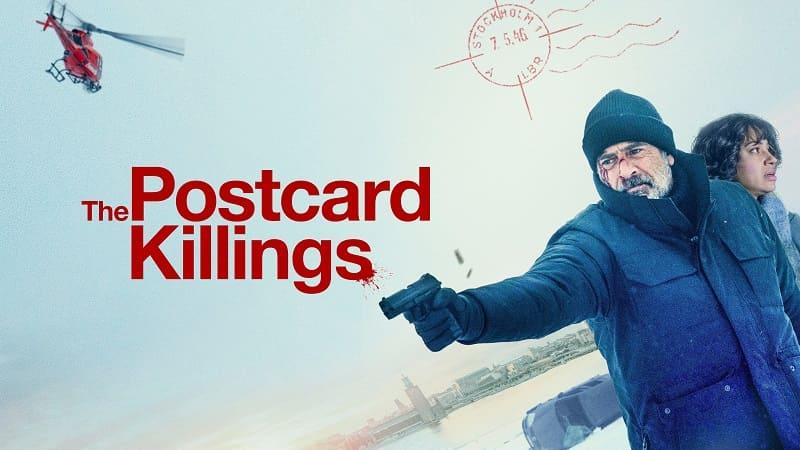 Постер Убийства по открыткам