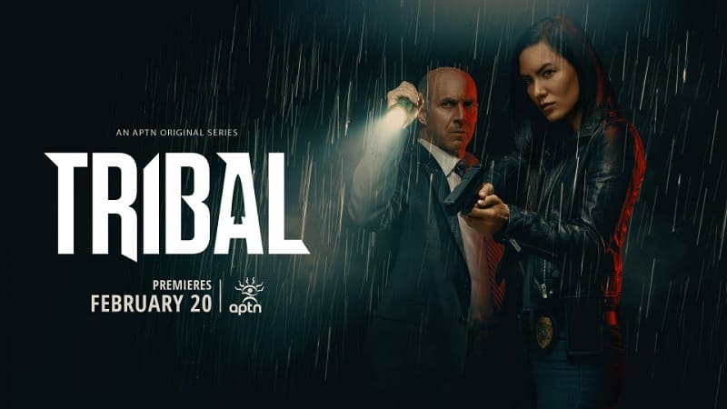Постер Полиция племени 2 сезон 1 серия