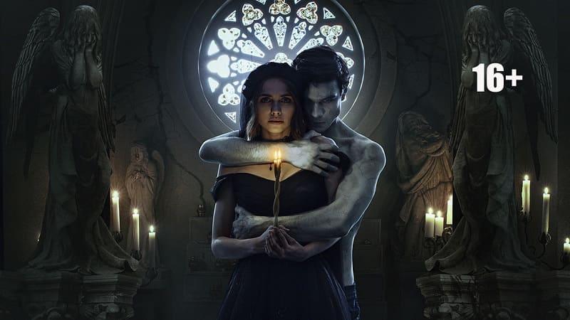Постер Приворот. Черное венчание