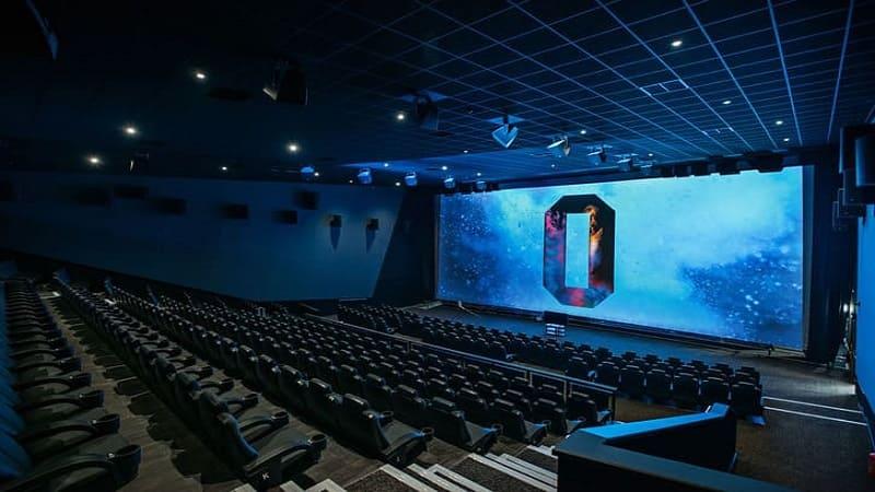 Постер Россия заняла первое место в Европе по посещаемости кинотеатров в 2019 году