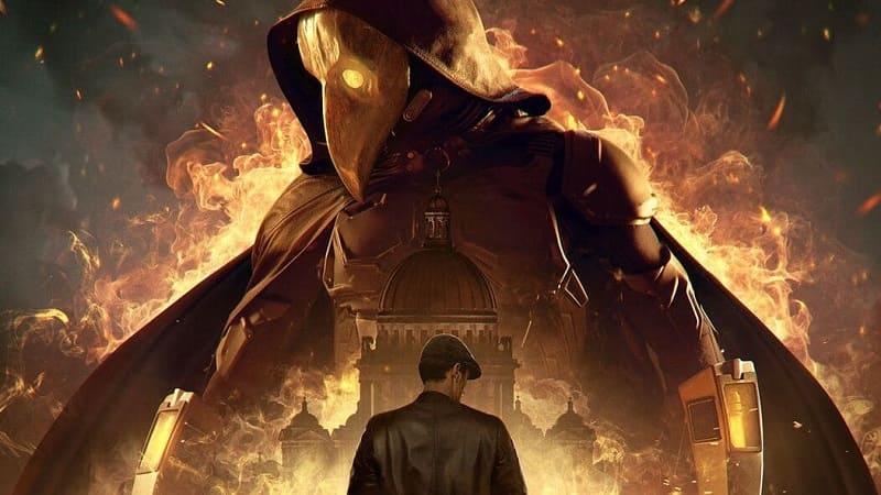 Постер Майор Гром: Чумной Доктор