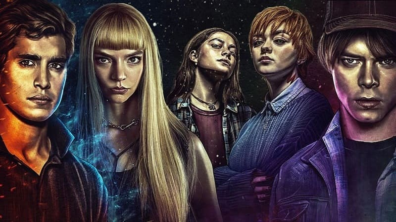 Новые мутанты, постер, дата выхода, кадры, трейлер
