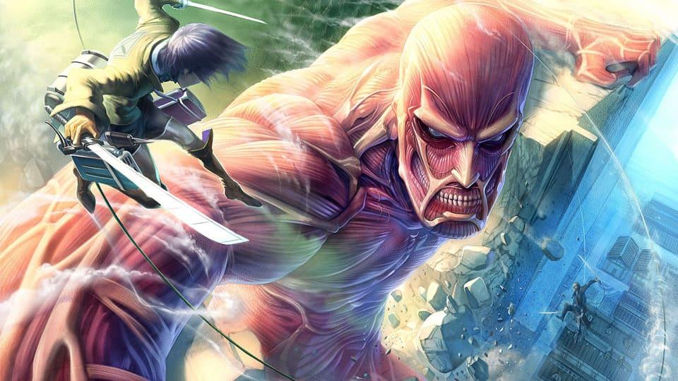 Постер Атака титанов 4 сезон 16 серия