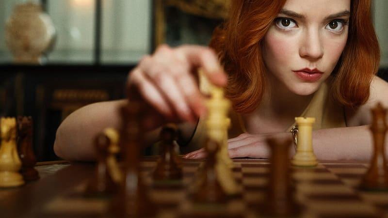 Постер Ход королевы 1 сезон 7 серия