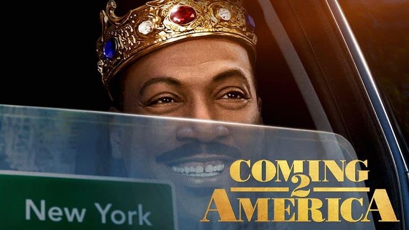 Постер Поездка в Америку 2
