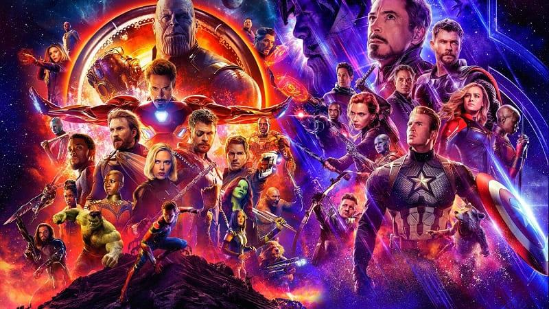 Постер Мстители: Финал