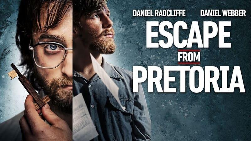 Постер Побег из Претории