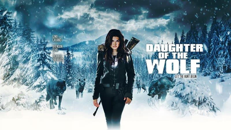 Постер Дочь волка