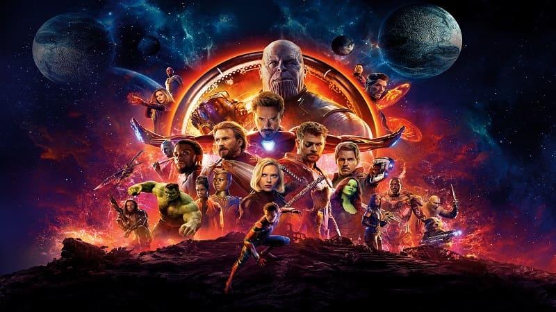 Мстители: Война бесконечности, постер, дата выхода, кадры, трейлер