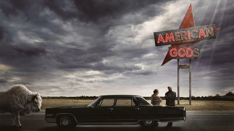 Постер Американские боги 4 сезон 1 серия