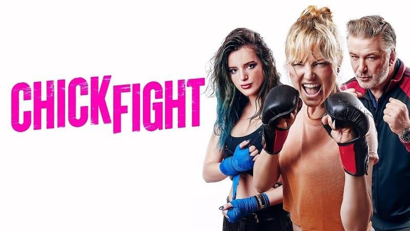 Постер В ринге только девушки