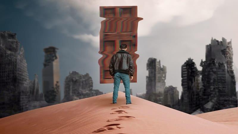 Постер Исход