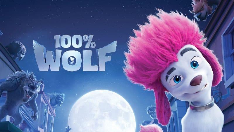 Постер 100% Волк