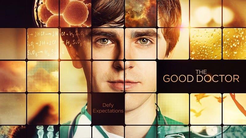Постер Хороший доктор 4 сезон 16 серия