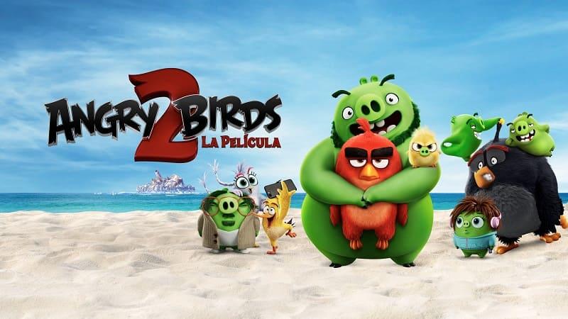 Angry Birds 2 в кино, постер, дата выхода, кадры, трейлер