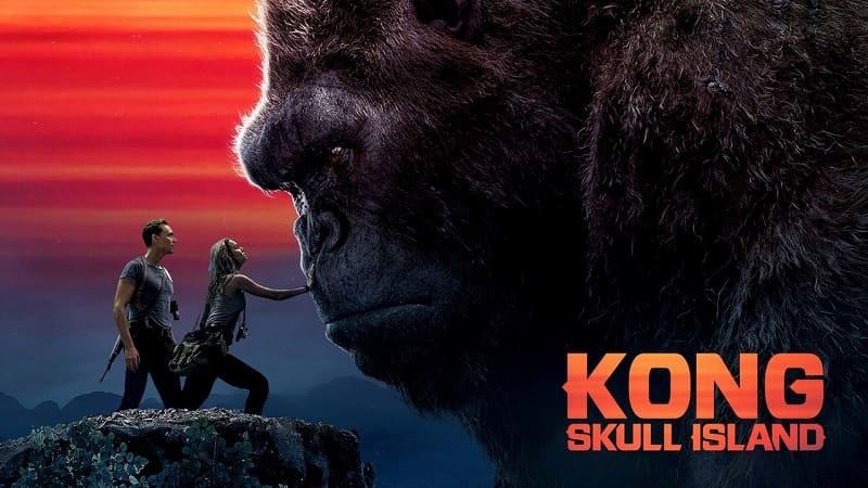 Постер Конг: Остров черепа
