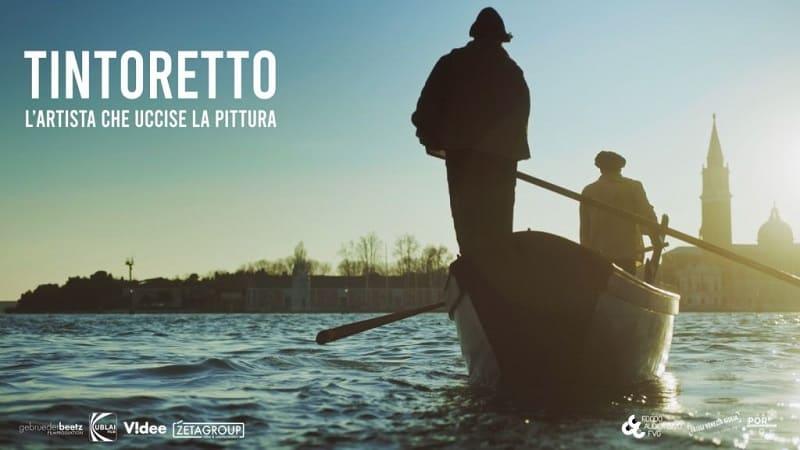 Постер Тинторетто и новая Венеция