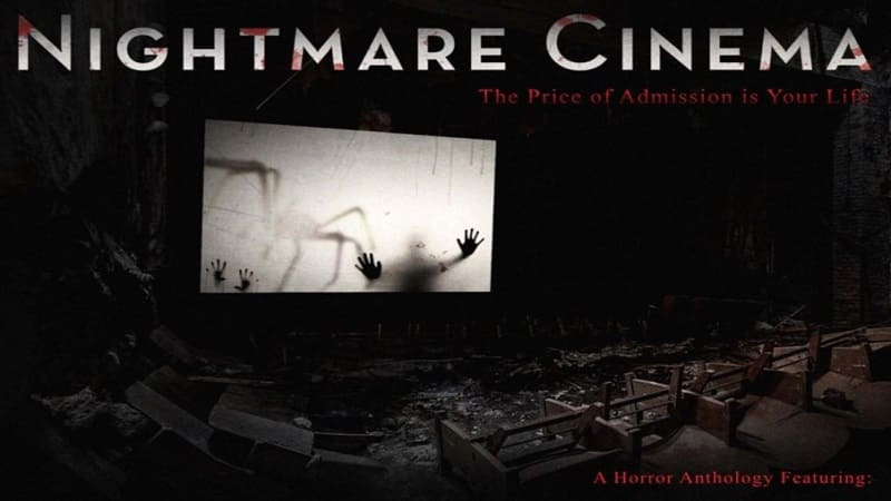 Постер Кинотеатр кошмаров