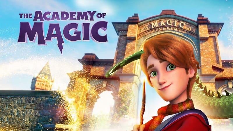 Постер Академия магии