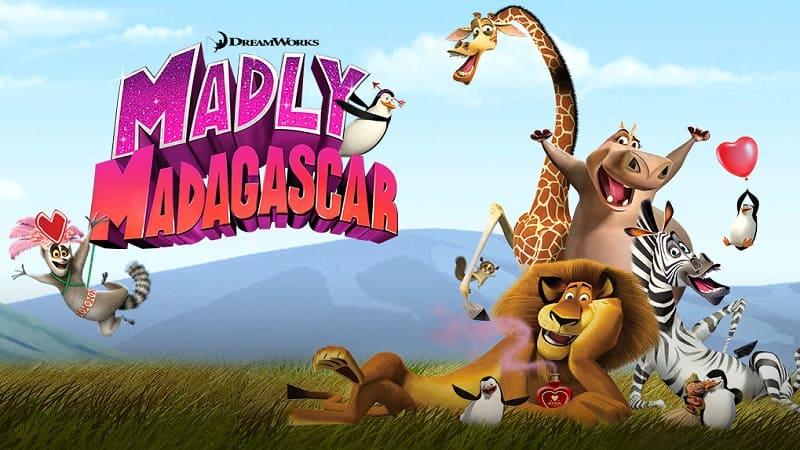 Постер Мадагаскар: Любовная лихорадка