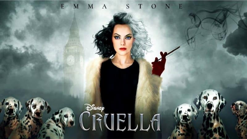Постер Круэлла