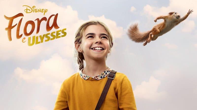 Постер Флора и Улисс