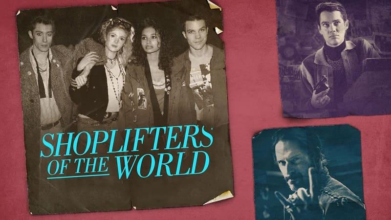 Постер Магазинные воришки всего мира