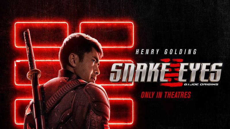 G. I. Joe. Бросок кобры: Снейк Айз, постер, дата выхода, кадры, трейлер