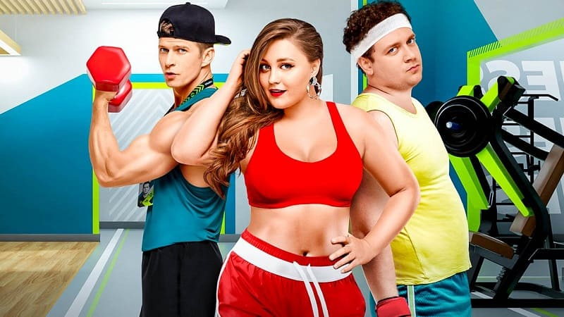 Постер Фитнес