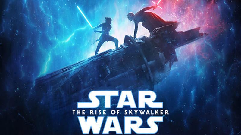 Постер Звёздные войны: Скайуокер. Восход