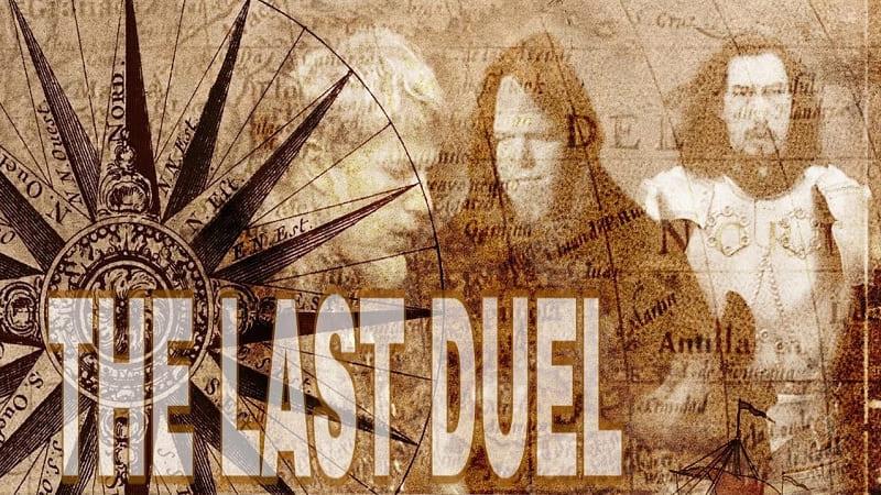 Постер Последняя дуэль