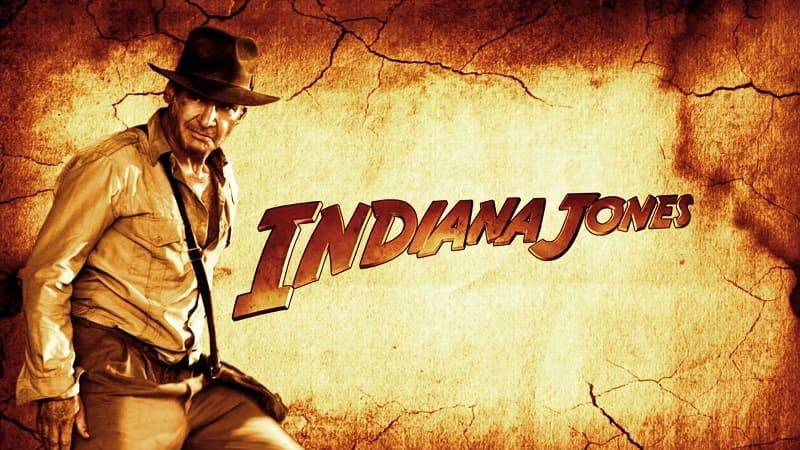 Постер Индиана Джонс 5