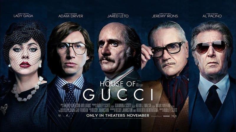 Постер Дом Гуччи