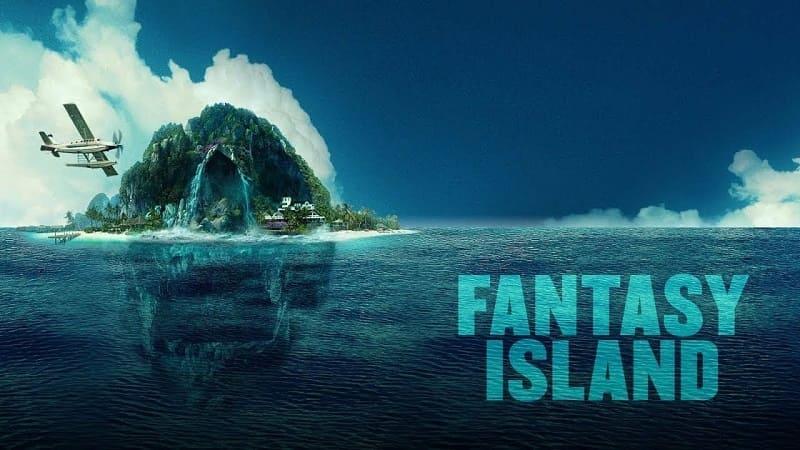 Постер Остров фантазий
