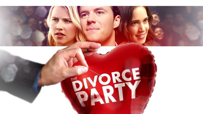 Постер Вечеринка по случаю развода